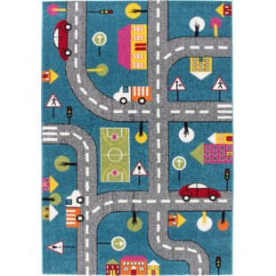Baby Kids Cars Trucks Trains Rugs Youll Love Wayfair