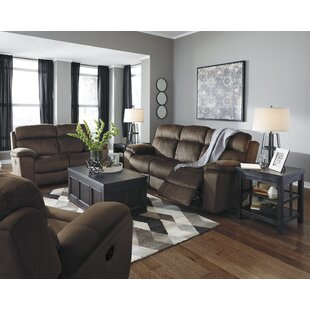 Bayat Reclining Configurable Living Room Set by Loon Peak