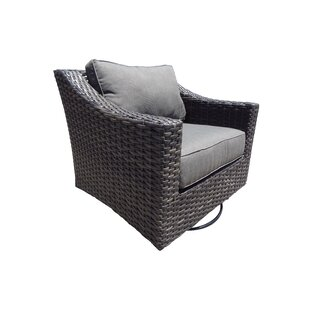 Brayden Studio Donley Swivel Chair