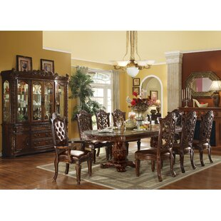 Welles Traditional Upholstered Dining Cha..