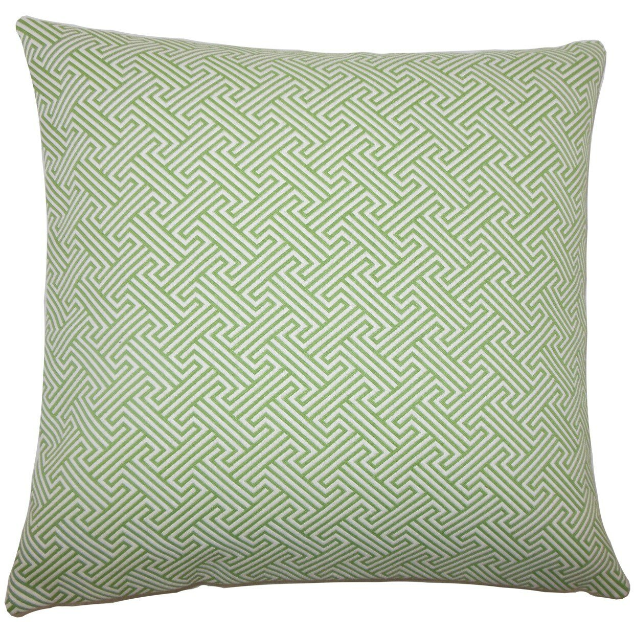 The Pillow Collection Reijo The Pillow Collection Cotton And Polyester Throw Pillow Wayfair