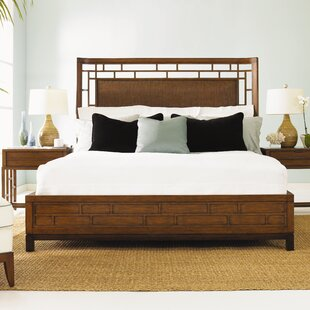 Tommy Bahama Home Ocean Club Panel Bed