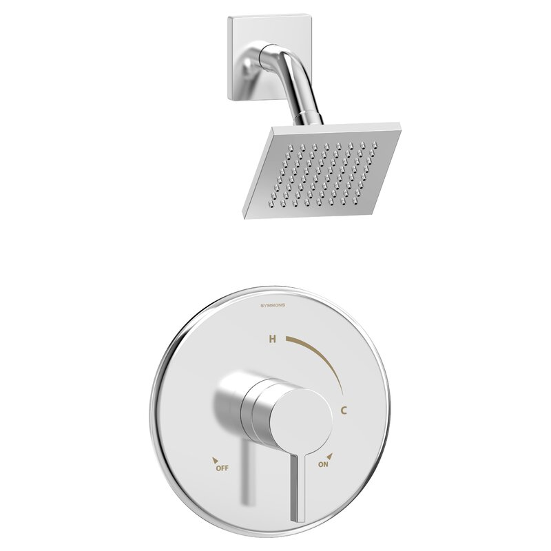 Symmons Dia Complete Shower System Wayfair