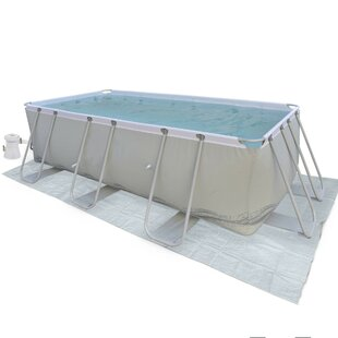 Topaz 7-Person 1-Jet Inflatable Plug And Play Spa By Symple Stuff