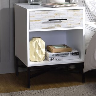 Affordable Orben 1 Drawer Nightstand by Brayden Studio