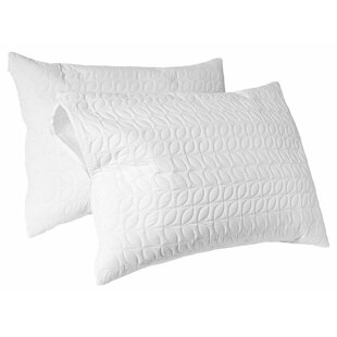 Tailor Fit Peva Waterproof Zippered Pillow Protector (Set of 2)