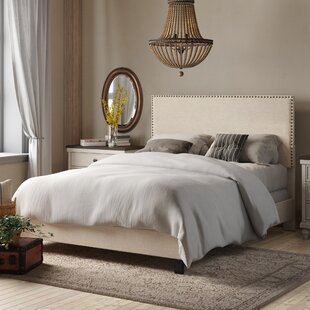 Cassandra Upholstered Panel Bed
