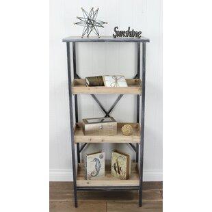 Muro Etagere Bookcase by Gracie Oaks
