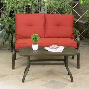 Courtois 2 Piece Sofa Seating Group With Cushions