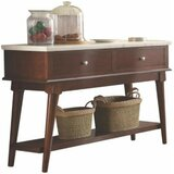 Barthel Buffet Table by Charlton Home®