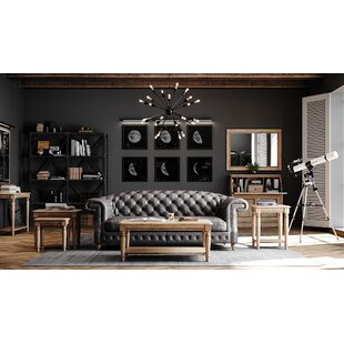 Nate 5 Piece Coffee Table Set By August Grove