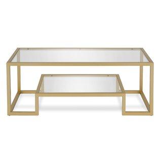 48d5eb52896643 Modern Glass Coffee Tables | AllModern