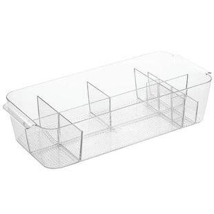 interdesign kitchen bins wayfair Car Storage Bins clarity bin cosmetic anizer