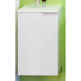 Review Kara 40.5 X 70cm Free Standing Cabinet