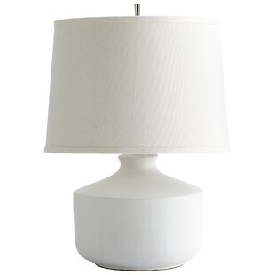 Mountain Snow 24 Table Lamp