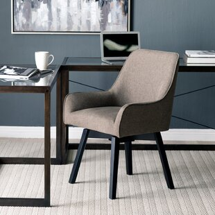 Clint Swivel Side Chair by Brayden Studio Spacial Price