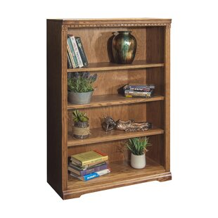 Legends Furniture Scottsdale Oak Tandard Bookcase
