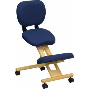 Krull Portable Kneeling Chair by Symple Stuff Comparison