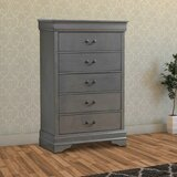 Alva 5 Drawer Chest by Darby Home Co