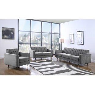 Comparison Conn Configurable Living Room Set by Brayden Studio Reviews (2019) & Buyer's Guide