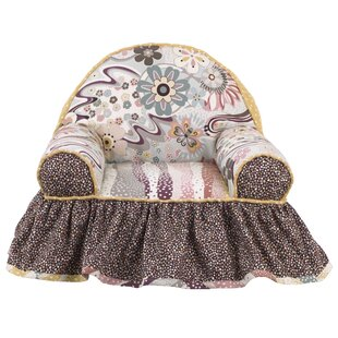 Best Price Pavo Baby Cotton Foam Chair By Harriet Bee