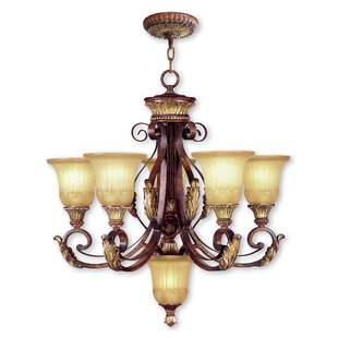 Shopping for Scottdale 6-Light Shaded Chandelier By Astoria Grand