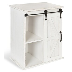 Banbury Wooden Freestanding End Table with Storage by Gracie Oaks