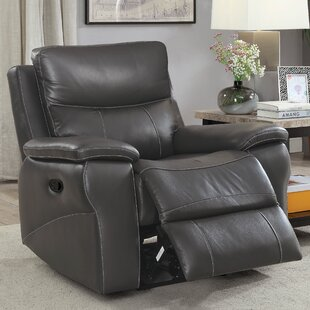 Find Faulks Modern Manual Recliner by Red Barrel Studio Reviews (2019) & Buyer's Guide