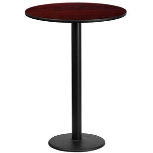 Colmar 2 Piece Pub Table Set Ebern Designs