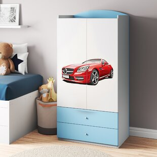 Caswell 2 Door Wardrobe By Zipcode Design