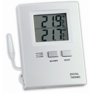 Electronic Maxima Minima Thermometer Image