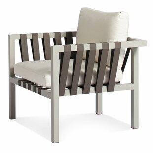 Blu Dot Jibe Outdoor Lounge Chair with Cu..