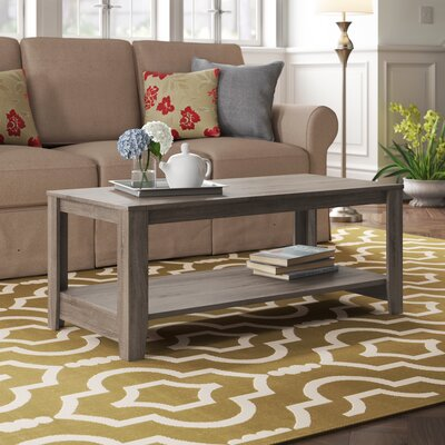 Rectangle Coffee Tables You Ll Love In 2020 Wayfair