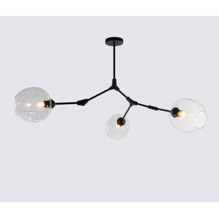 Dolson 3-Light LED Chandelier