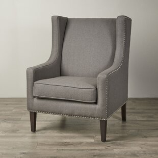 Awesome Agnes Wingback Chair
