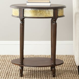 Bernice End Table by Safavieh