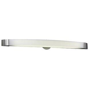 Compare Marlborough 1-Light LED Bath Bar By Ebern Designs