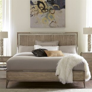 Almazan Upholstered Panel Bed