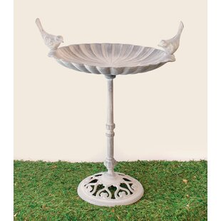 Marshall Home Garden Bridgeton Bird Feeder Birdbath
