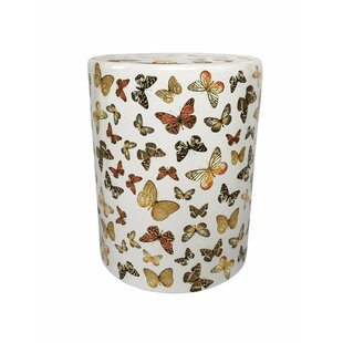 Astoria Grand Fred Fancy Butterfly Garden Stool