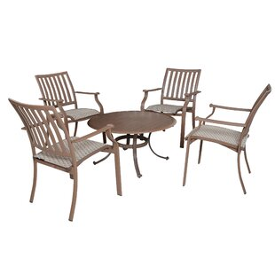 Island Breeze 5 Piece Dining Set by Panam..