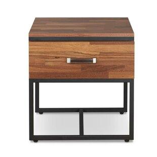 Braelynn End Table With Storage By Brayden Studio
