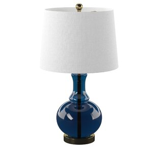 Marone Glass 25 Table Lamp (Set of 2)