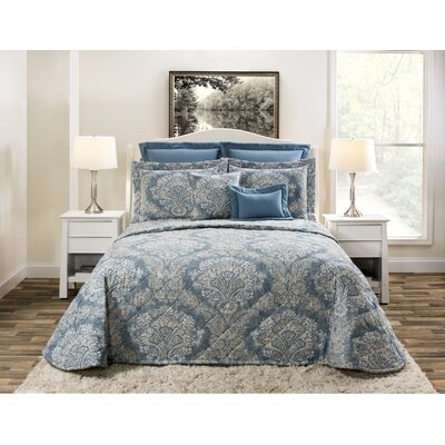 Lakeport Single Bedspread August Grove Size: Cal. King Bedspread