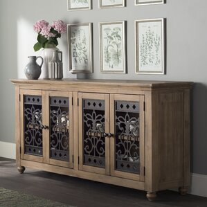Basco Buffet Table by Fleur De Lis Living