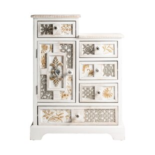 Free S&H Marigold 5 Drawer Combi Chest