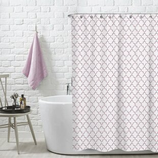 Allyson Shower Curtain ByRosdorf Park
