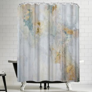 Look for Christine Olmstead Focus Shower Curtain By East Urban Home