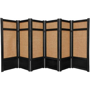 48 X 86 Clarke Shoji 6 Panel Room Divider By World Menagerie Up To