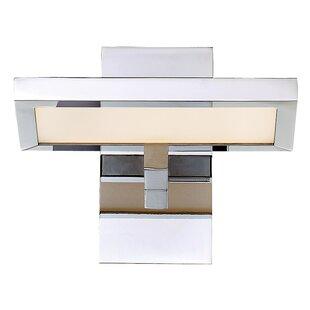 Modern Forms Pixel 1-Light Bath Sconce